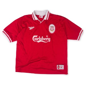 LIVERPOOL 96-98 HOME S/S #9 FOWLER