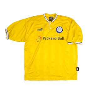 LEEDS UNITED 96-98 AWAY S/S