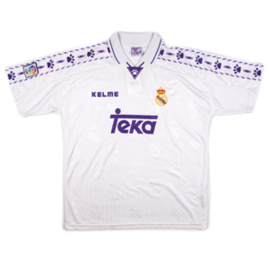 REAL MADRID 96-97 HOME S/S
