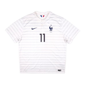 FRANCE 14-15 AWAY S/S #11 BENZEMA
