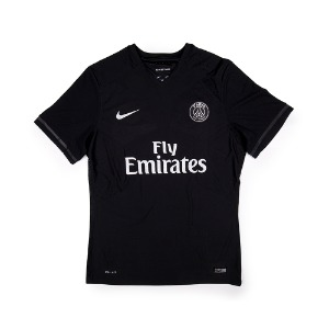 PSG 15-16 3RD S/S #2 T.SILVA (AUTHENTIC,W/Tag)
