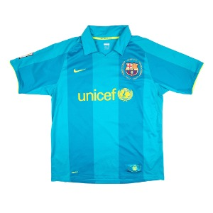 FC BARCELONA 07-08 AWAY S/S 19 MESSI