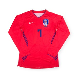 KOREA 06-08 HOME L/S #7 JISUNG