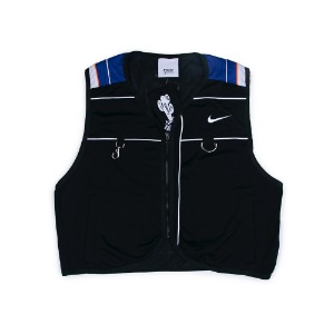 NSS sports REMADE UTILITY VEST (Black/Gray)