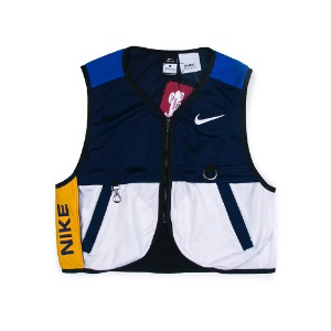 NSS sports REMADE UTILITY VEST (Navy/White)