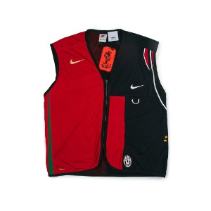 NSS sports REMADE UTILITY VEST (Red/Black)