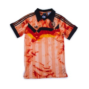 TIE DYE VINTAGE FOOTBALL TEE(GERMANY)