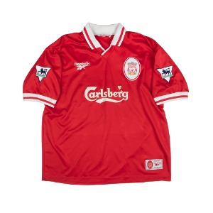 LIVERPOOL 96-98 HOME S/S #23 CARRAGHER