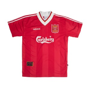 LIVERPOOL 95-96 HOME S/S #23 FOWLER