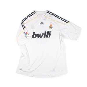 REAL MADRID 09-10 HOME S/S #8 KAKA