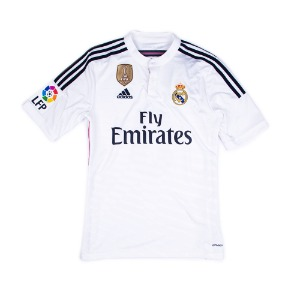 REAL MADRID 14-15 HOME S/S #8 KROOS
