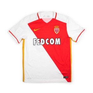 AS MONACO 15-16 HOME S/S #29 MBAPPE