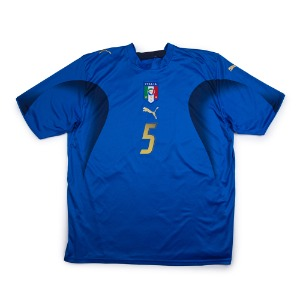 ITALY 06-08 HOME S/S #5 CANNAVARO