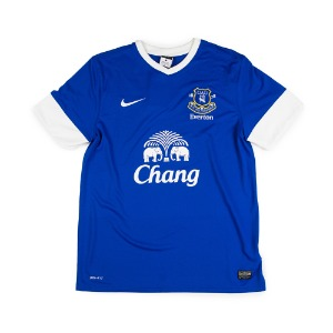 EVERTON 12-13 HOME S/S #3 BAINES
