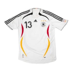 GERMANY 05-06 HOME S/S #13 BALLACK