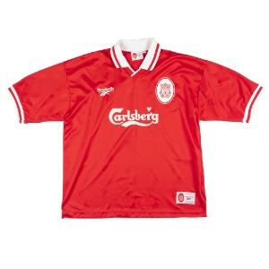 LIVERPOOL 97-98 HOME S/S #23 CARRAGHER