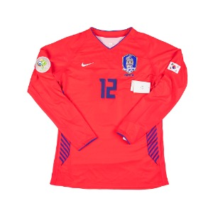 KOREA 06-08 HOME L/S #12 YOUNGPYO (BNWT)