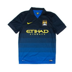 MANCHESTER CITY 14-15 AWAY S/S #18 LAMPARD