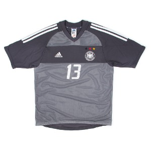GERMANY 02-03 AWAY S/S #13 BALLACK