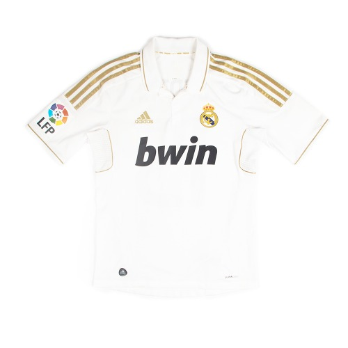 2011-2012 REAL MADRID S/S #15 F.COENTRAO
