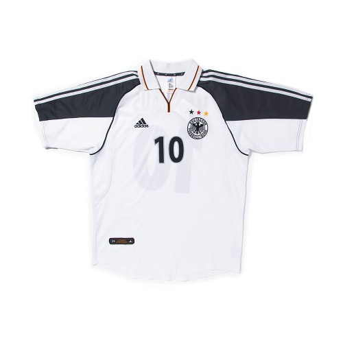 Germany 2000-2002 HOME S/S L #10 MATTHAUS