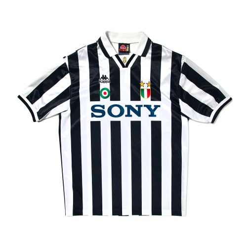 Juventus 1995-1996 HOME S/S XL #10 DEL PIERO