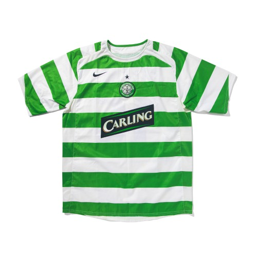 CELTIC 2004-2006 HOME S/S M #16 KEANE