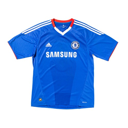 Chelsea 2010-2011 HOME S/S XL #8 LAMPARD
