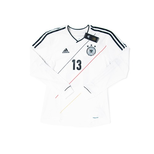 Germany 2012-2013 HOME L/S XL #13 MULLER W/TAG