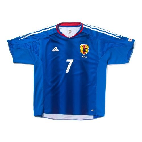 Japan 2004-2006 HOME S/S XL #7 NAKATA