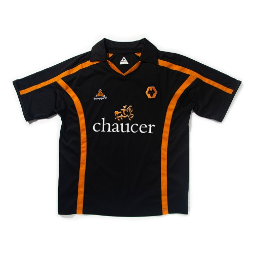 Wolves 2005-2007 AWAY S/S L #19 SEOL