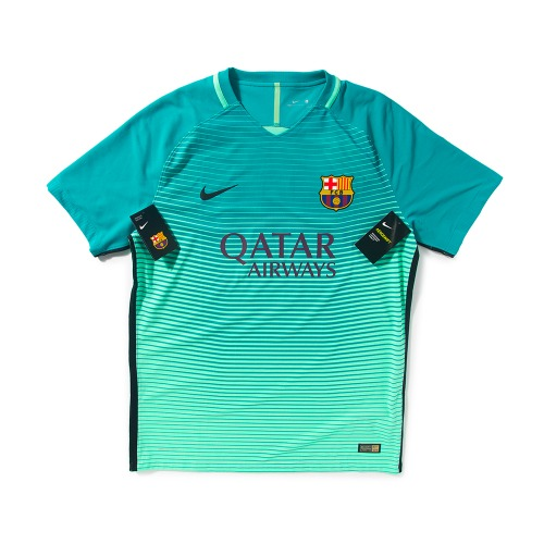 Barcelona 2016-2017 3RD S/S XL #10 MESSI W/TAG