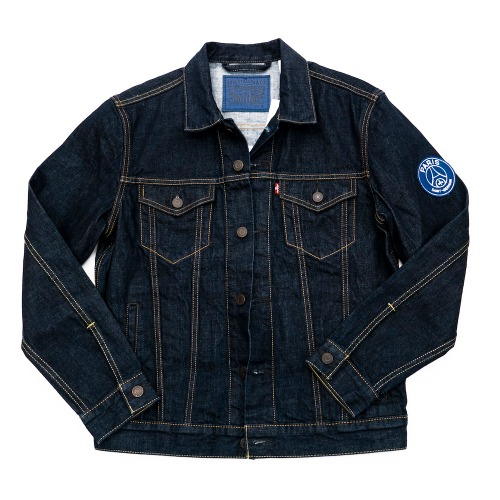 PSG 2015 LEVIS DENIM JACKET