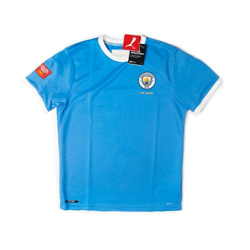 2019-2020 MANCHESTER CITY 125TH S/S #7 STERLING