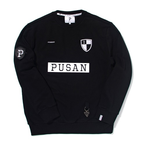 P:WORKROOM x BUSAN IPARK SWEAT TRAINING TOP