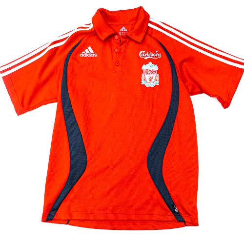 LIVERPOOL 2000S POLO TRAINING TOP S/S M