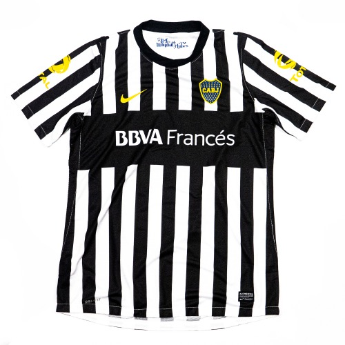 BOCA JUNIORS 2012 S/S L #10 REQUELME
