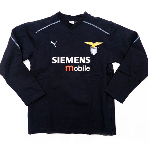 LAZIO 2000S SWEAT TOP M