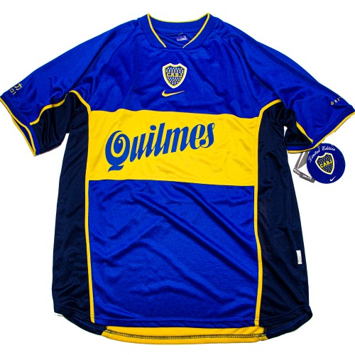 BOCA JUNIORS 2001 LIMITED EDITION S/S M