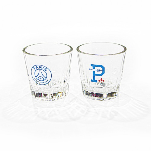 P X PSG SOJU GLASS SET