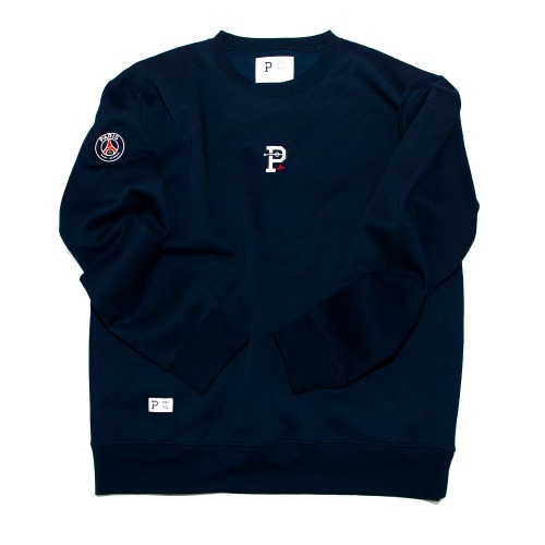 P X PSG BIG EMBLEM SWEAT SHIRT