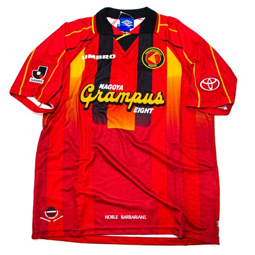 NOGOYA GRAMPUS EIGHT 1996-1998 HOME S/S XL