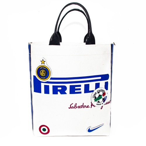 [#1 P X OFTEN TOLD] INTERMILAN 06-07 AWAY #19 CAMBIASSO BIG SHOPPER BAG