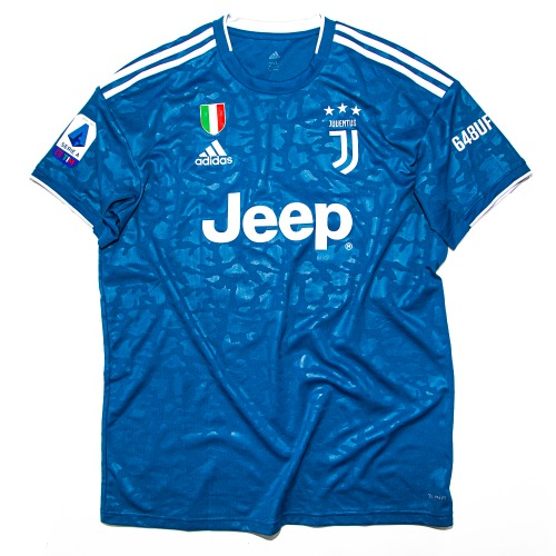 JUVENTUS 2019-2020 AWAY S/S XXL #77 BUFFON (w/tag)