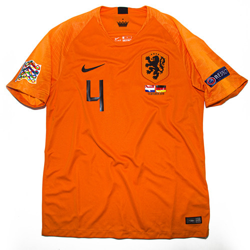 HOLLAND 2018-2020 HOME S/S M #4 VIRGIL
