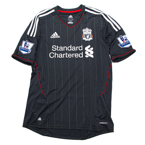 LIVERPOOL 2011-2012 AWAY S/S M #14 HENDERSON