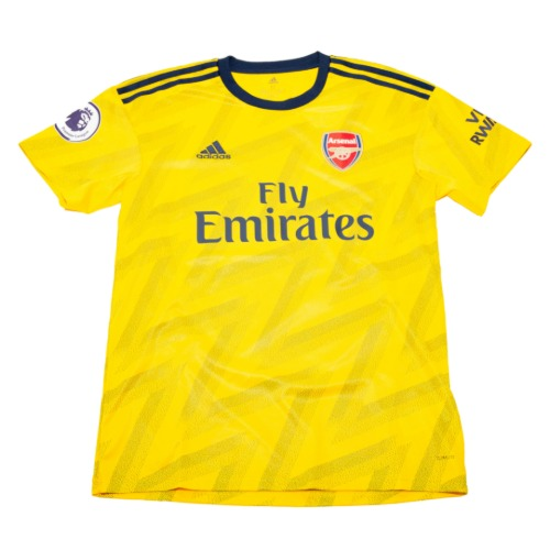 Arsenal 2019-2020 AWAY S/S M #14 AUBAMEYANG