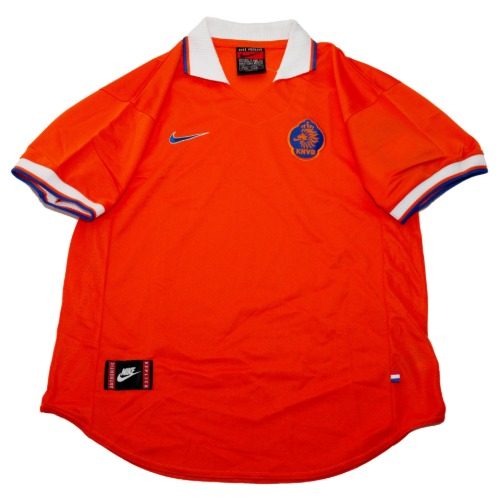 Holland 1997-1998 HOME S/S L (W/TAG)