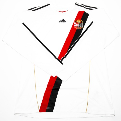 FC Seoul 2010-2011 AWAY L/S XL  (AU) (W/TAG)